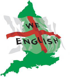 We English by Simon Roberts